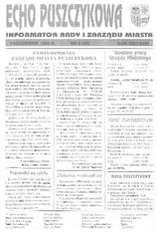 Echo Puszczykowa 1999 Nr8(94)
