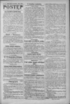 Postęp: narodowe pismo katolicko-ludowe niezależne pod każdym względem 1919.03.14 R.30 Nr61