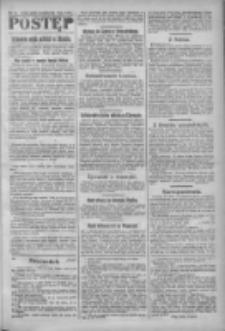Postęp: narodowe pismo katolicko-ludowe niezależne pod każdym względem 1919.04.01 R.30 Nr76