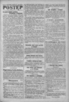 Postęp: narodowe pismo katolicko-ludowe niezależne pod każdym względem 1919.04.05 R.30 Nr80
