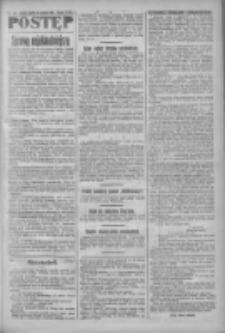 Postęp: narodowe pismo katolicko-ludowe niezależne pod każdym względem 1919.04.08 R.30 Nr82