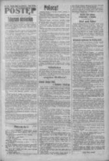 Postęp: narodowe pismo katolicko-ludowe niezależne pod każdym względem 1919.04.09 R.30 Nr83