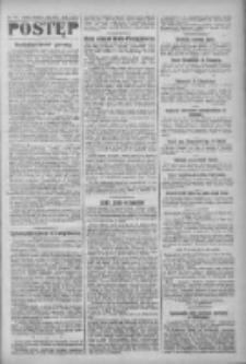 Postęp: narodowe pismo katolicko-ludowe niezależne pod każdym względem 1919.05.01 R.30 Nr101