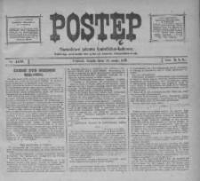 Postęp: narodowe pismo katolicko-ludowe niezależne pod każdym względem 1919.05.14 R.30 Nr110