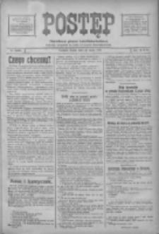 Postęp: narodowe pismo katolicko-ludowe niezależne pod każdym względem 1919.05.21 R.30 Nr116