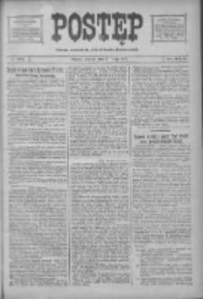 Postęp: narodowe pismo katolicko-ludowe niezależne pod każdym względem 1919.05.27 R.30 Nr121