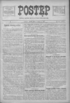 Postęp: narodowe pismo katolicko-ludowe niezależne pod każdym względem 1919.06.06 R.30 Nr129