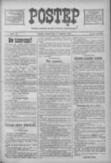 Postęp: narodowe pismo katolicko-ludowe niezależne pod każdym względem 1919.06.17 R.30 Nr137