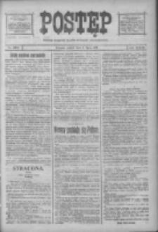 Postęp: narodowe pismo katolicko-ludowe niezależne pod każdym względem 1919.07.04 R.30 Nr151