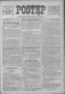Postęp: narodowe pismo katolicko-ludowe niezależne pod każdym względem 1919.07.06 R.30 Nr153