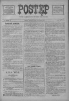 Postęp: narodowe pismo katolicko-ludowe niezależne pod każdym względem 1919.07.17 R.30 Nr162