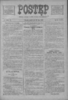 Postęp: narodowe pismo katolicko-ludowe niezależne pod każdym względem 1919.07.18 R.30 Nr163