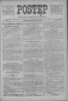 Postęp: narodowe pismo katolicko-ludowe niezależne pod każdym względem 1919.07.19 R.30 Nr164