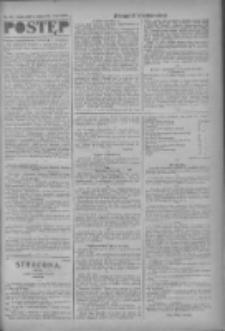 Postęp: narodowe pismo katolicko-ludowe niezależne pod każdym względem 1919.08.15 R.30 Nr187