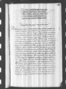 Decreta et constitutiones cinuentus generalis Piotrcouiensis ad Epiphaniam Domini celebrati, Anno 1538 mutuo consensu consiliariorum ac nunctiorum terrarum Poloniae factae, Piotrków 7 III 1538