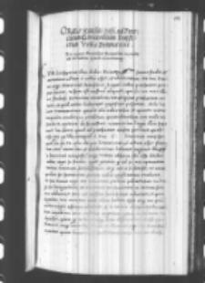 Oratio Stanislai Hosii ad Franciscum Gwicerdinum praefectum vrbis Bononiensis pro Lazaro Bonamico Bononiam vocando, ad docendam Graece inuentutem, 1532