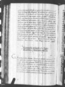 Sigismundus primus rex Poloniae minoribus consiliariis regni Poloniae, Kraków 7 X 1538