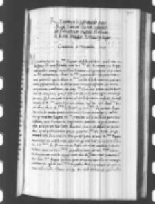 Responsum a Sigismundo primo rege Poloniae, datum Sigismundo Erberstain oratori Ferdinandi Rom. Hungar. Bohemiae regis, Kraków 7 IX 1539