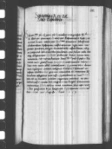 Sigismundus I rex Pol. Paulo pape tercio, Kraków 12 VIII 1539
