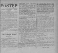 Postęp: narodowe pismo katolicko-ludowe niezależne pod każdym względem 1919.08.30 R.30 Nr199