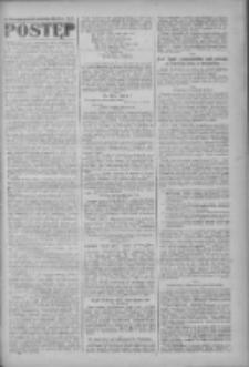 Postęp: narodowe pismo katolicko-ludowe niezależne pod każdym względem 1919.10.10 R.30 Nr234