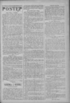 Postęp: narodowe pismo katolicko-ludowe niezależne pod każdym względem 1919.10.16 R.30 Nr239