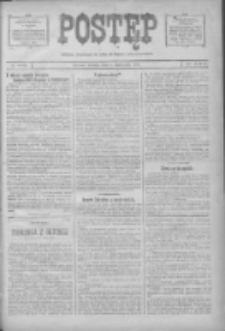 Postęp: narodowe pismo katolicko-ludowe niezależne pod każdym względem 1919.11.01 R.30 Nr253