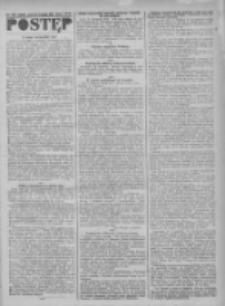 Postęp: narodowe pismo katolicko-ludowe niezależne pod każdym względem 1919.11.14 R.30 Nr263