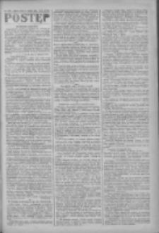 Postęp: narodowe pismo katolicko-ludowe niezależne pod każdym względem 1919.12.03 R.30 Nr279