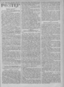 Postęp: narodowe pismo katolicko-ludowe niezależne pod każdym względem 1919.12.05 R.30 Nr281