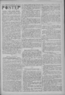 Postęp: narodowe pismo katolicko-ludowe niezależne pod każdym względem 1919.12.10 R.30 Nr284