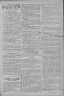 Postęp: narodowe pismo katolicko-ludowe niezależne pod każdym względem 1919.12.19 R.30 Nr292