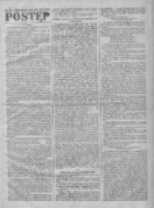 Postęp: narodowe pismo katolicko-ludowe niezależne pod każdym względem 1919.12.23 R.30 Nr295