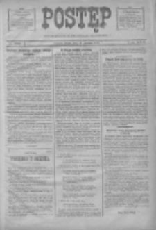 Postęp: narodowe pismo katolicko-ludowe niezależne pod każdym względem 1919.12.24 R.30 Nr296
