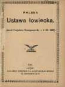 Polska ustawa łowiecka