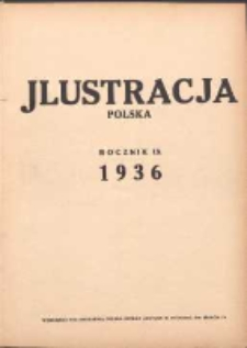 Jlustracja Polska 1936.01.05 R.9 Nr1
