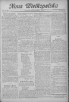 Niwa Wielkopolska 1922.01.15 R.2 Nr3