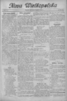 Niwa Wielkopolska 1922.03.19 R.2 Nr11