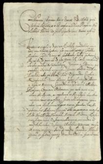 Akta za panowania Władysława IV [1632-1647]. Oryginały, w czem kilka aktów Jana Kazimierza i Lwa Sapiehy