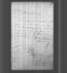 Wacław Chrząstowski do Władysława Zamoyskiego. List z 1856 oraz promocja na stopień podoficerski Wacława Chrząstowskiego