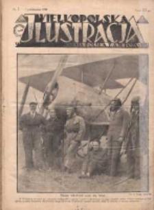 Wielkopolska Jlustracja 1928.10.07 Nr1