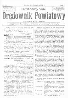 Krotoszyński Orędownik Powiatowy 1933.12.09 R.58 Nr97