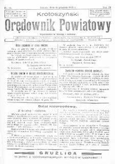 Krotoszyński Orędownik Powiatowy 1933.12.16 R.58 Nr99