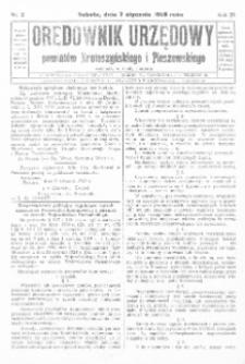 Orędownik Urzędowy Powiatów Krotoszyńskiego i Pleszewskiego 1928.01.07 R.55 Nr2