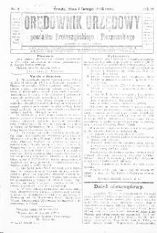 Orędownik Urzędowy Powiatów Krotoszyńskiego i Pleszewskiego 1928.02.01 R.55 Nr9