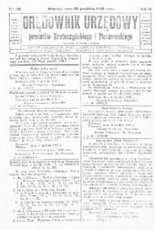 Orędownik Urzędowy Powiatów Krotoszyńskiego i Pleszewskiego 1928.12.22 R.55 Nr102