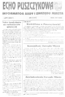 Echo Puszczykowa 2002 Nr2(121)