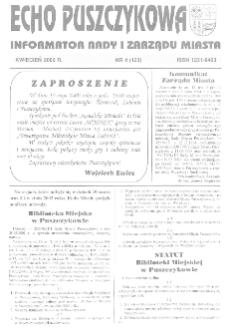 Echo Puszczykowa 2002 Nr4(123)