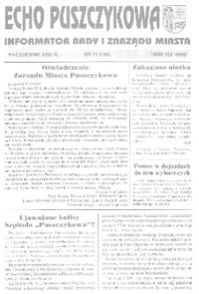 Echo Puszczykowa 2002 Nr11(130)