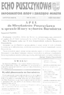Echo Puszczykowa 2002 Nr12(131)